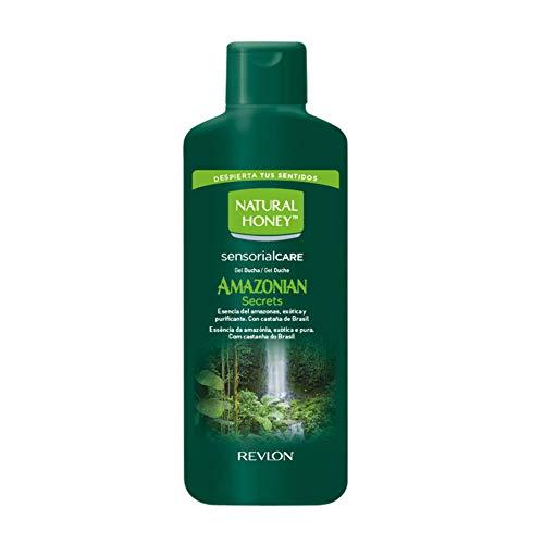 NATURAL HONEY Secrets gel de ducha amazonia bote 650 ml