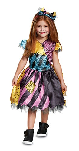 Disney Sally Nightmare Before Christmas Toddler Girls' Costume