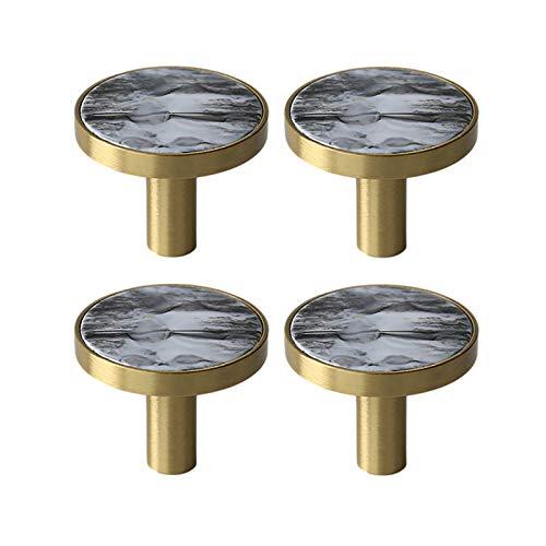 Tiradores Para Cajones Tiradores De Arco Ferretería Para Armarios Shell Cajón Perillas Pomos Y Tiradores Asa Concha Tiradores Cocina Baño(diameter 37m)