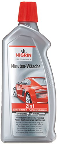 NIGRIN 73877 Performance Minutenwäsche 2 in 1, 1 Liter