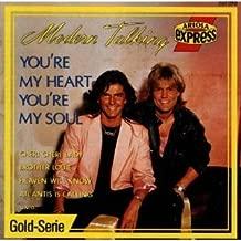 (CD Album Modern Talking, 16 Tracks)