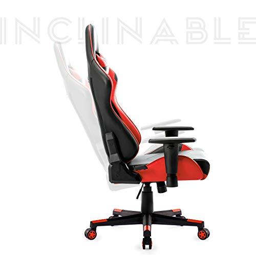 chaise de bureau intimate wm heart racing