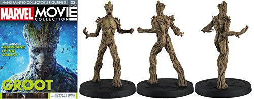 Eaglemoss Marvel Movie Collection Special Groot