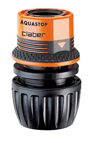 """Claber 8549 Raccordo rapido da 1/2"""" - 5/8"""" - 3/4"""", 1 pezzo"""