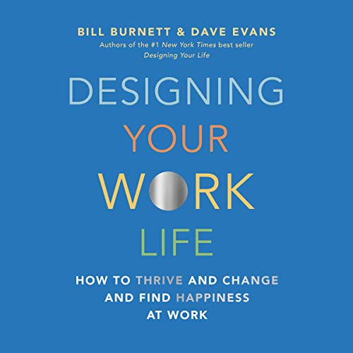 Designing Your Work Life audiobook cover art