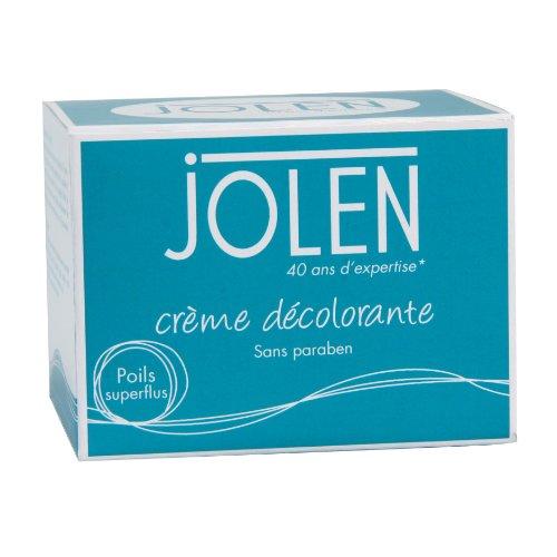 Jolen Crème décolorante pour les poils superflus - Le pot de 125ml
