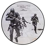 Rogue One A Star Wars Story - Exclusive Limited Edition Picture Disc Vinyl LP (Wondercon Exclusive Variant)