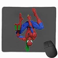 スパイダーマン マウスパッド 25×30 大判 ノンスリップ 防水 ゲーミング おしゃれ マウスの精密度を上がる