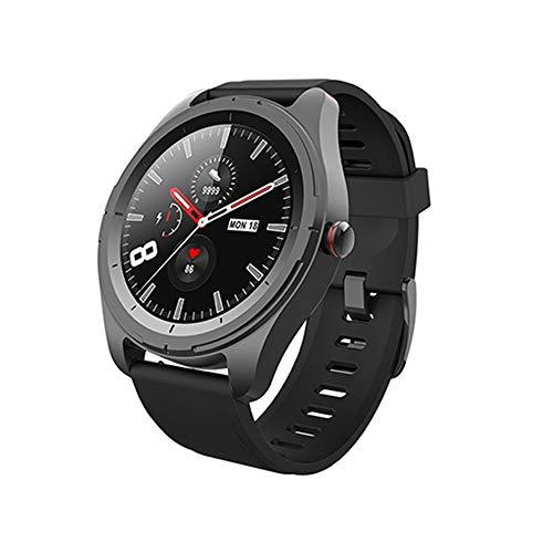 Qnotici U10 Bluetooth 5.0 Reloj Inteligente Modo Deportivo múltiple Pulsera Inteligente Impermeable IP68 Ritmo cardíaco Rastreador de Ejercicios Monitor de sueño Full HD táctil Llamada telefónica