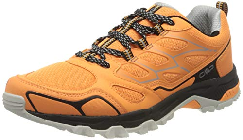 CMP – F.lli Campagnolo Damen Zaniah Wmn Trail Shoe Traillaufschuhe, Orange (Solarium-Nero 05CE), 42 EU
