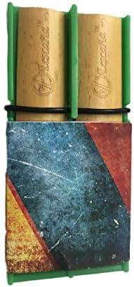 Green specialty Ultra-Cheap Deals shop Clarinet Grunge Rockin' Reed by Lescana Holder Reeds
