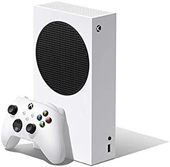 Microsoft Xbox S 512GB All-Digital Console (White)