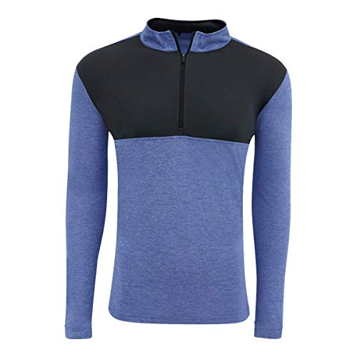 Adidas Mens Lightweight UPF Pullover (A280) -Collegiate -L