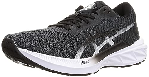ASICS DYNABLAST 2, Zapatillas de Running Mujer, Blanco Y Negro, 38 EU