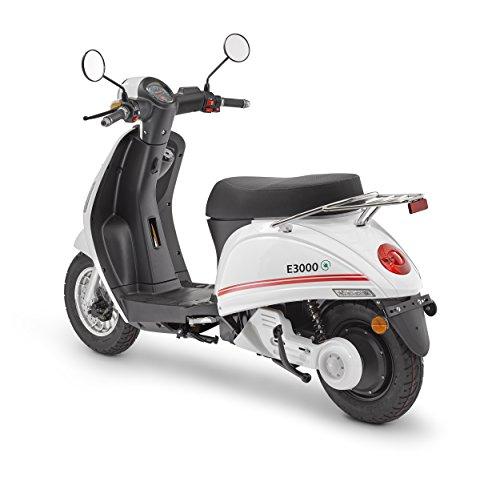 Elektroroller LuXXon Motorroller E3000 – 45 km/h Bild 2*