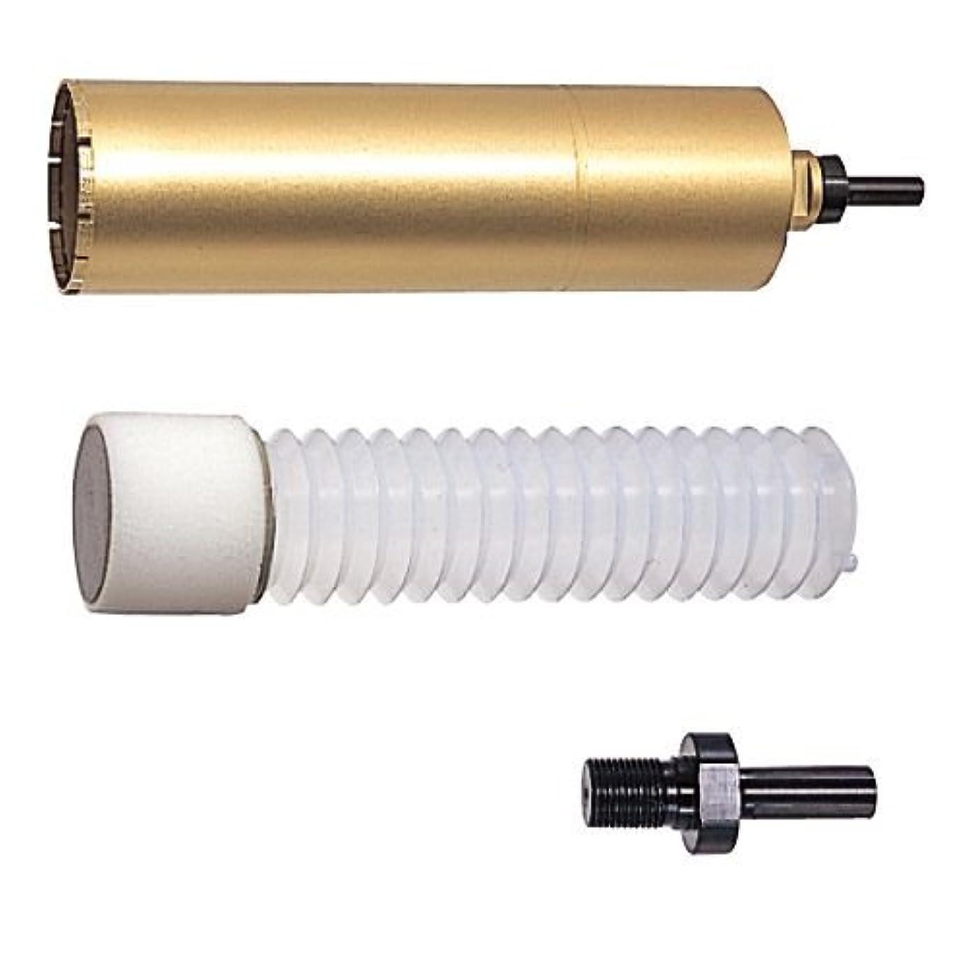 HiKOKI(旧日立工機) ダイヤモンドコアビット組 90mm 3-1/2″ (波形,湿式) 0031-2468