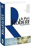 Dictionnaire Le Petit Robert des noms propres - Le Robert - 19/05/2016