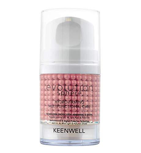 Keenwell, Cremas Evolution Shere 50ml (Hidro-Firming Doble Acción Hidratante y Reafirmante)