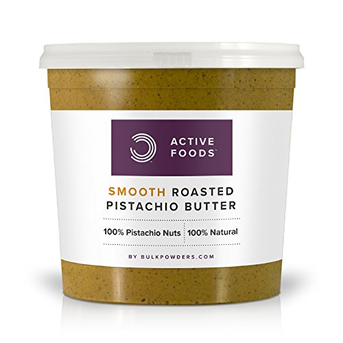 Bulk Beurre de Pistache, Doux, 1 kg