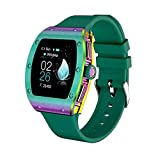 YDZ M13 Smart Watch Femmina Android Android Frequenza della Frequenza Cardiaca Sintomi Fisiologici Femminili Meteo Push IP68 Smart Orologio per Android iOS,A