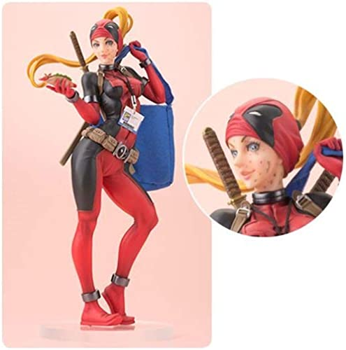 Deadpool Marvel Bishoujo Statue 1 7 Lady Variant (SDCC 2016 Exclusive)