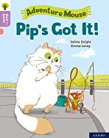 Oxford Reading Tree Word Sparks: Level 1+: Pip's Got It!