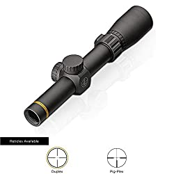 1.5-4x low power variable rifle scope