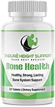 Endure Height Supplement and Bone Density Support Helps You Grow Taller Stronger Bones. The Most Powerful Height Growth Supplements and Grow Taller Pills. Lose The Shoe Inserts for Height
