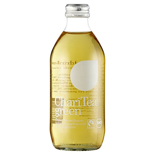 ChariTea Green Bio MEHRWEG (1 x 330 ml)