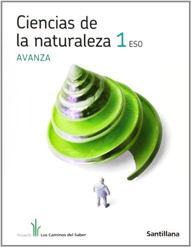 Proyecto Los Caminos del Saber, Ciencias de la Naturaleza - Serie Avanza,1...