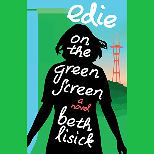 Edie on the Green Screen  By  cover art