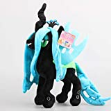 Deluxe 8 Style to Choose Little Horses Nightmare Luna Moon Daring Do Plush Soft Toy Stuffed Dolls Girls Bert Gift 38 cm Queen Chrysalis