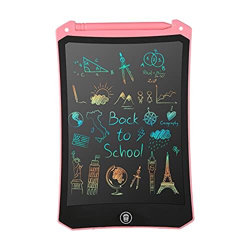 Tavoletta Grafica LCD Scrittura, 8.5 Pollici Lavagna da Disegno Digitale Portatile PINKCAT Ewriter Cancellabile Disegno Pad Writing Tablet per Bambini Adulti della Casa Scuola Ufficio