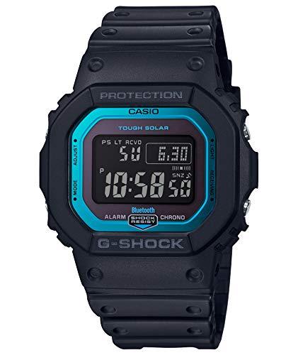 [カシオ] 腕時計 ジーショック Bluetooth 搭載 電波ソーラー GW-B5600-2JF メンズ ブラック