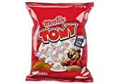 CANDY,MEXICAN CANDY, DULCES MEXICANOS, MONTES TOMY RICH BUTTERSCOTCH CANDY (4oz) 4 PACK