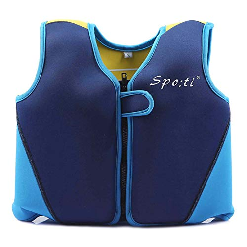 Genwiss Swim Vest for Kids Baby Swim Jacket for Toddler Kids...