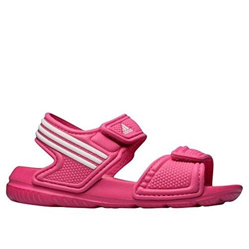 adidas, Disney Akwah, Kindersandalen für Mädchen, pink