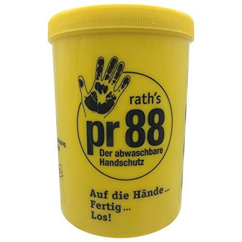 Raths 090 - 100 Leder pr88 1000 ML, Cremefell, ideal für die Werkstatt bei der Ölbehandlung