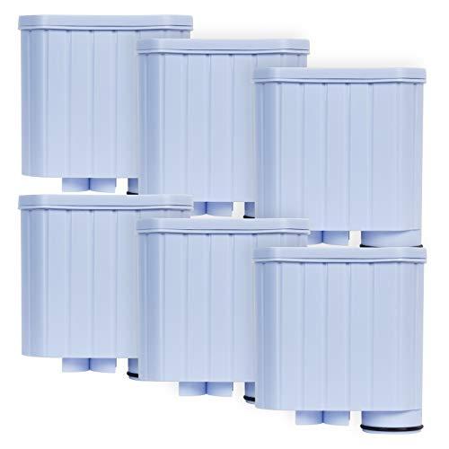 Fil-fresh Alternative Aquaclean-Wasserfilter CA6903 Für Saeco und Philips, Filterpatrone, Entkalker Ersatzteile, 6er Pack