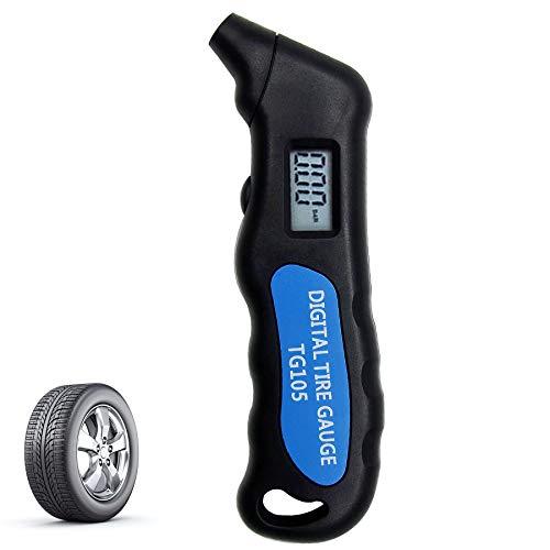 LYYDAN Digital Tyre Pressure Gauge, Multifunctional Tire Pressure Gun TH805...