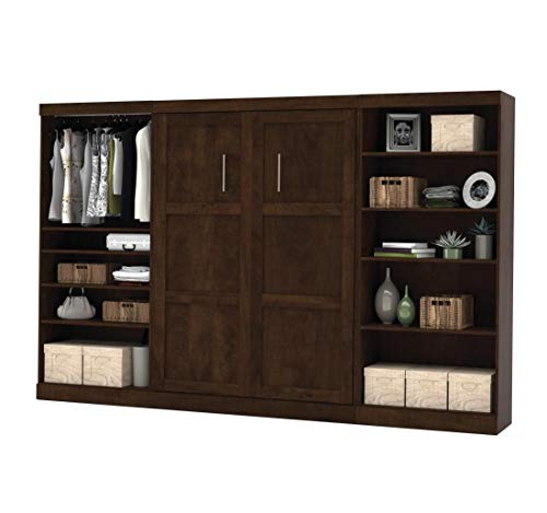 "Buy Discount Bestar Pur Collection, Full Murphy Bed kit (131"")"