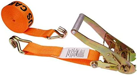 US Cargo Control New York Mall Ratchet Straps - Strap Sale price 2 Inch Foot x 27