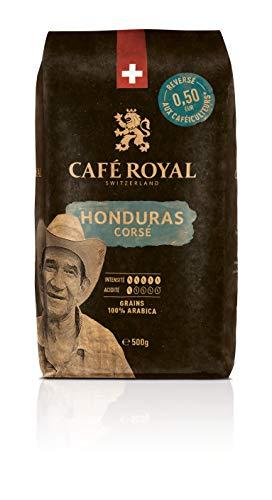 Café Royal Honduras Corsé Café en Grains Intensité 5/5 - 500 g