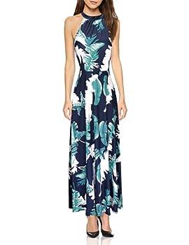 STYLEWORD Women s Off Shoulder Elegant Maxi Long Dress Floral 01,L