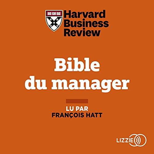 Couverture de La Bible du manager