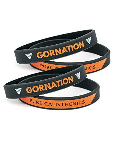 GORNATION®️ Bracelets de Motivation - Idéal pour la Vie Quotidienne et Le Sport (4 pièces) pour Hommes et Femmes - Accessoire et équipement