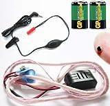 Mini auricolare per esami, wireless, per telefono cellulare, jack da 3,5mm-