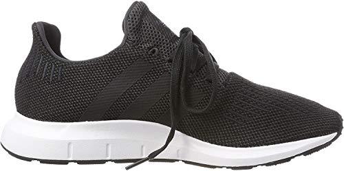adidas Herren Swift Run CQ2114 Fitnessschuhe, Grau (Carbon/Negbas/Brgrin 000), 42 2/3 EU