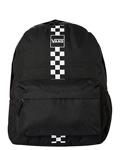 Vans Women's Street Sport Realm Backpack Canvas Black
