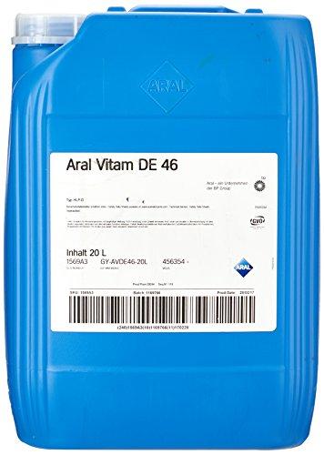 ARAL 1569A3 Hydrauliköl Vitam DE 46 20L